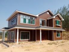 海联坚端轻钢别墅 专业打造 温馨家庭