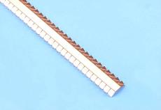 进口铍铜材料 屏蔽簧片 广东铍铜弹片厂家