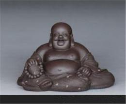 紫砂弥勒佛像近期成交记录