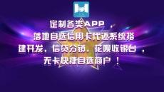 杭州代還系統開發 中介代還 空卡代還