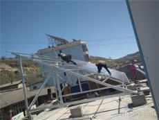 山西新能源光伏充電樁車棚 山西三晉陽光