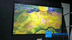 江西上饒贛州DLP激光4K無縫高清大屏幕 氣象