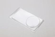 安徽合肥白色透明吸塑泡殼折盒廠家定制