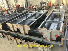 水泥隔離墩鋼模具模板定制