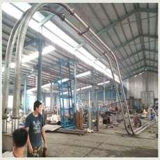 傾斜管鏈輸送機廠家專業生產 傾斜管鏈輸送