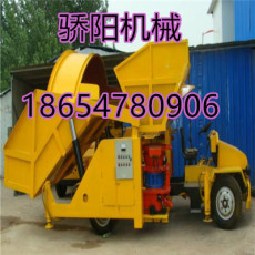 矿用自动上料喷浆车PZ7I自动上料喷浆车