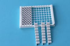 上海百千生物J09605全黑96孔可拆卸酶标板