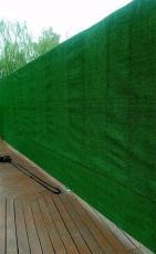 工程围挡小开网草坪