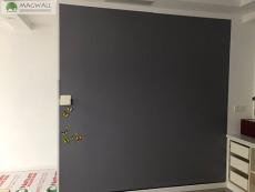 磁善家简易安装随心畅写黛灰色黑板厂家直销
