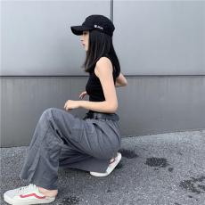 纯色简约帽子夏季户外遮阳防晒帽韩版百搭