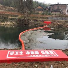 河道攔網漂浮物垃圾收集裝置