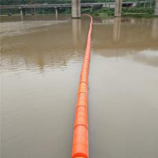 河道攔漂網生活垃圾攔截設施