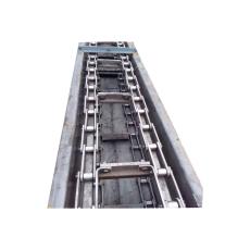 水平刮板輸送機防塵 散料輸送機
