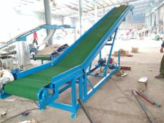 貨柜車裝卸皮帶機定制 定制雙層皮帶輸送機