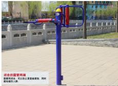 慶鑫自產自銷腰背按摩器戶外健身器材價格美