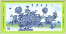 创展伟艺水晶画 高端品质花色多样时尚