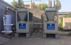 河北默思达尔空气能采暖工程孟村工厂案例