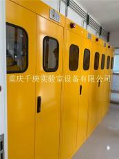 承接实验室防爆气瓶柜 钢制气瓶柜安装设计