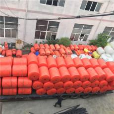 厂家直销拦漂浮筒浮式拦污浮排