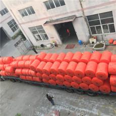 柏泰夹网拦污排自浮式拦漂排厂家