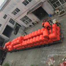 河?#20048;卫?#25318;污排漂浮物拦截浮桶制造