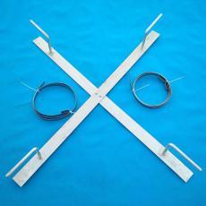 L廠家直銷 光纜金具 電力通信預留架 光纜盤