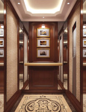 韶關石材電梯門套-石塑電梯門-勵能建材