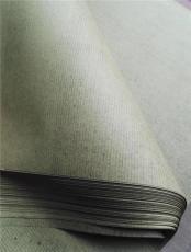 绿色条纹防潮纸  出口产品垫箱防潮纸
