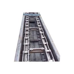 埋刮板輸送機防塵 烘干機配套刮板機xy1