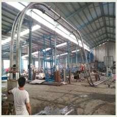 不銹鋼盤片灰渣管鏈機運行平穩 藥粉輸送機