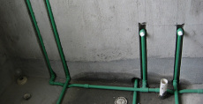 太原解放路維修水管漏水安裝燈具插座改電路