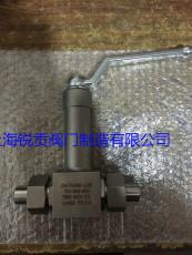 DQ61F-100P DQ61F-160P低温高压球阀
