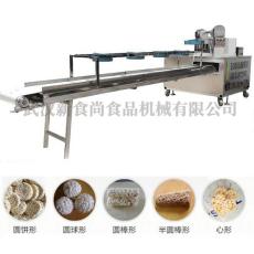 饼形米通米花糖自动成型机