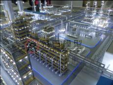 化工模型 化工厂区沙盘