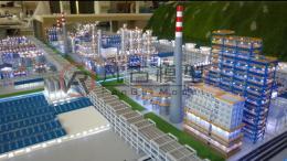 济南工业模型 智能互联模型 北京凡古模型