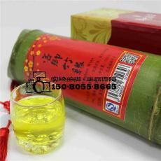 客家正宗酱香型竹筒酒生产基地