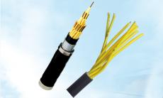 蓝色ia-K3YV本安电缆有多根绝缘线芯