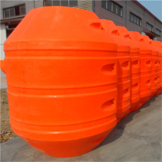 海上夹管托管浮子6寸疏浚浮筒定制
