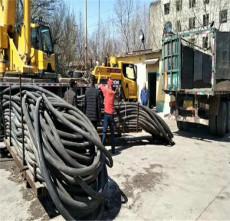回收绝缘铝导线 二手成盘铝线电缆回收