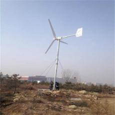 直銷5千瓦大功率純銅線風力發電機 水平軸