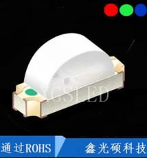 贴片LED-鑫光硕LED-1206侧贴全彩贴片LED灯