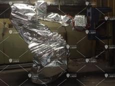 铸造机器人防护服