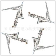 预绞丝分流条安全备份线夹 导线耐张型