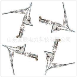 預絞絲分流條安全備份線夾 導線耐張型