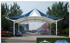 膜结构工装服务展会展厅设计制作