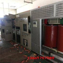金东配电房改造变压器回收