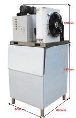 400公斤 超市保鲜制冰机 蔬菜降温片冰机