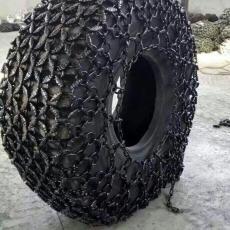 天威14.00-24型装载机隧道厂专用轮胎保护链