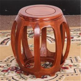 怎样交易紫檀木圆凳是安全的