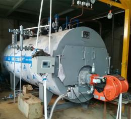 水泥制品烘干 養護 燃氣蒸汽鍋爐 蒸發器